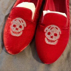 Alexander McQueen flats shoes